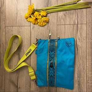 Authentic limited edition Zumba crossbody bag